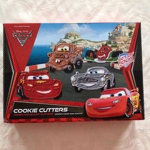 Disney Pixar CARS Character Cookie Cutters